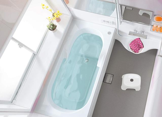 「おそうじ浴槽」のリフォーム適正価格や評判になっている機能についてまとめると…