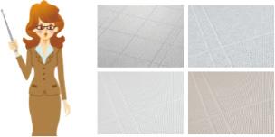 4種類から選べる床