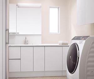 パナソニックの洗面台「シーライン」は奥様に人気!施工は信頼できる業者に依頼しよう