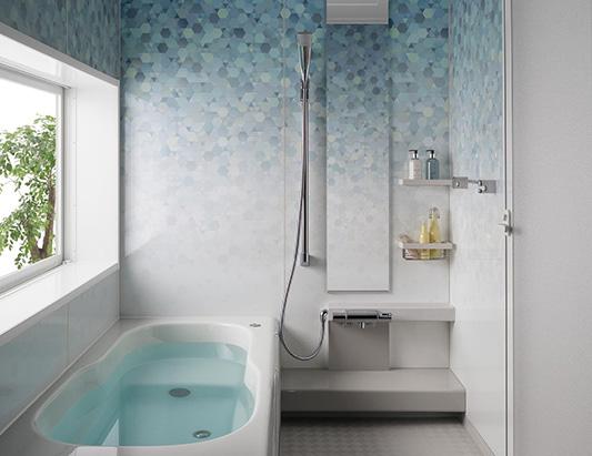 YUNOのバスルーム